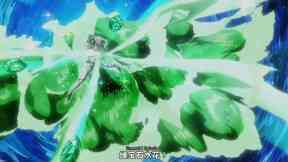 綠寶石水花!